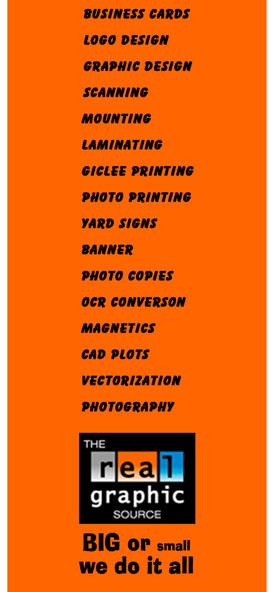 WEB service list ad